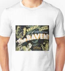 The Raven by Edgar Allan Poe  T-Shirt