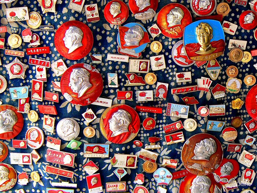 Mao Memorabilia by Diane