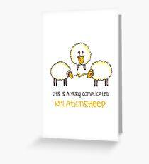 Sheep - Words of Life Greeting Card