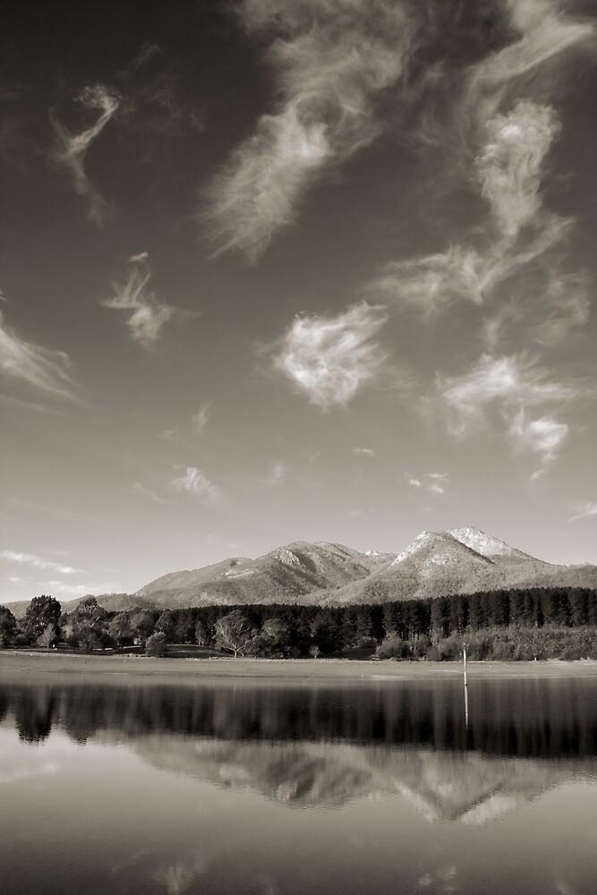 Lake Buffalo,Victoria by David Haviland
