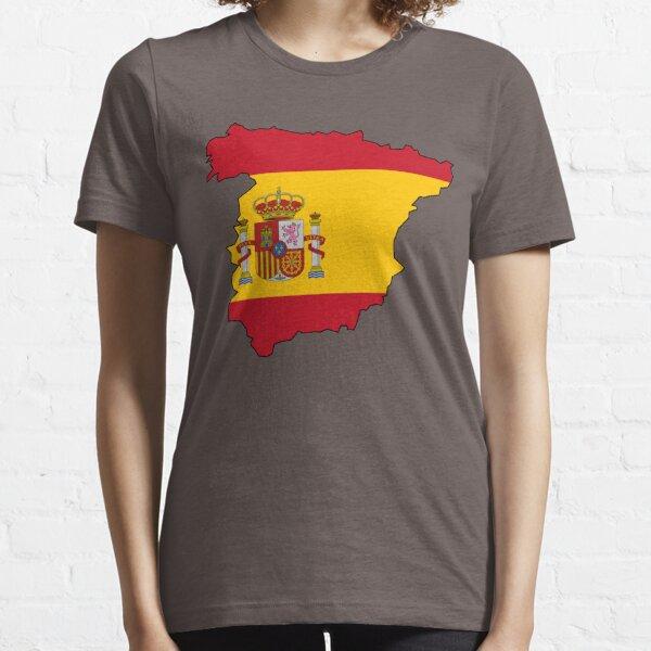 bandera Camiseta esencial