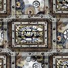 Steampunk Metalplated by Artisimo