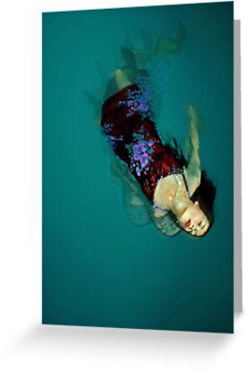 a falling dream by Rebecca Tun