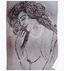 Vintage Nude Poster