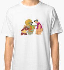 Hair Bear Bunch Classic T-Shirt