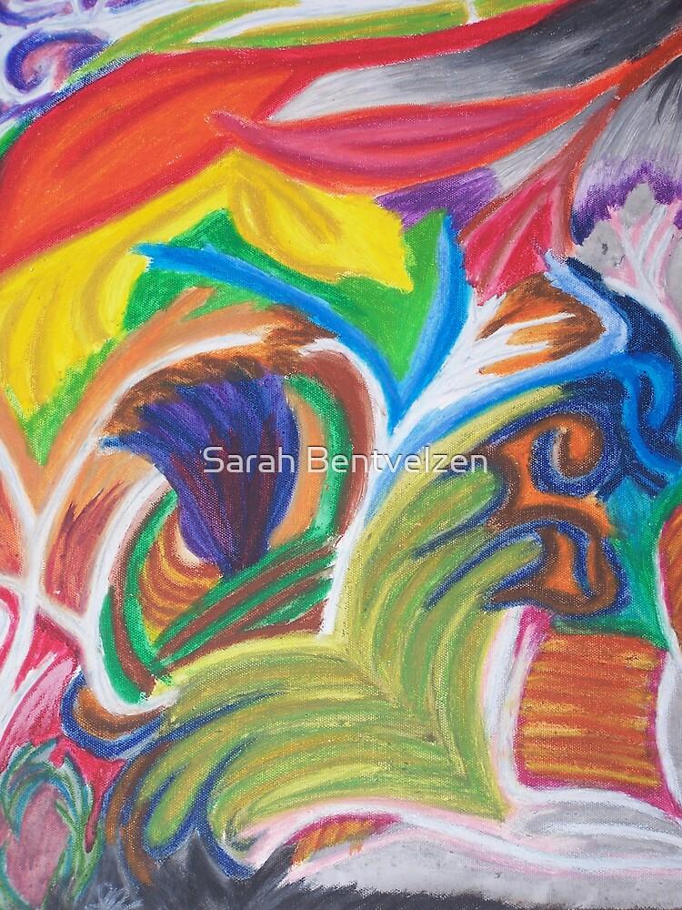 Jungle Cat by Sarah Bentvelzen