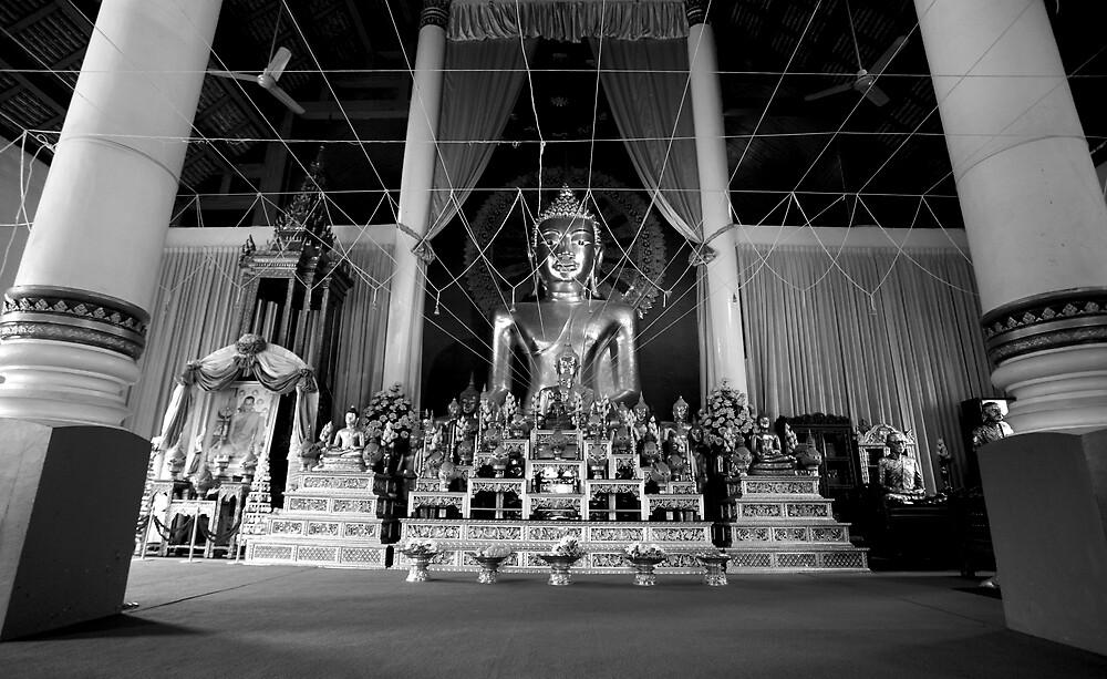 Temple by RonnySimulacrum