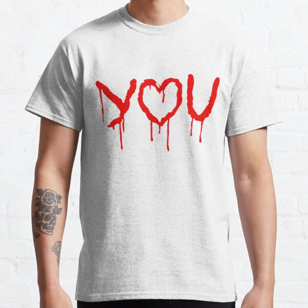 I 'Heart' You - The Abominable Bride Valentine  Classic T-Shirt