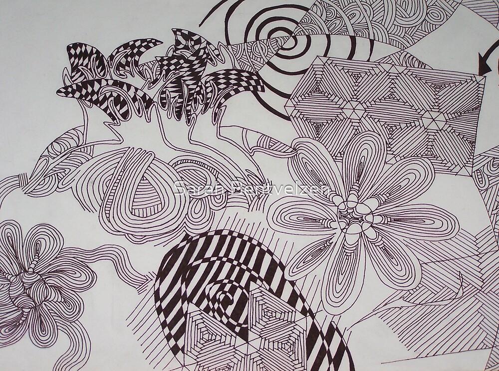 Death's Garden by Sarah Bentvelzen