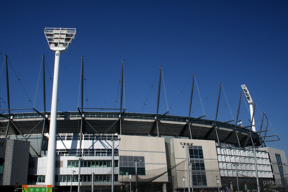 MCG by gahuja