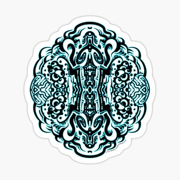 Hive Mind - Damage Remix Sticker