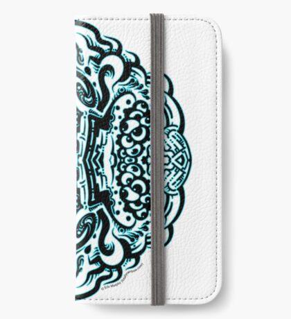 Hive Mind - Damage Remix iPhone Wallet