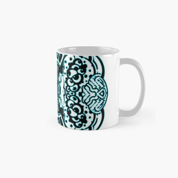 Hive Mind - Damage Remix Classic Mug