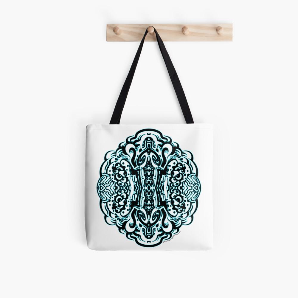 Hive Mind - Damage Remix Tote Bag
