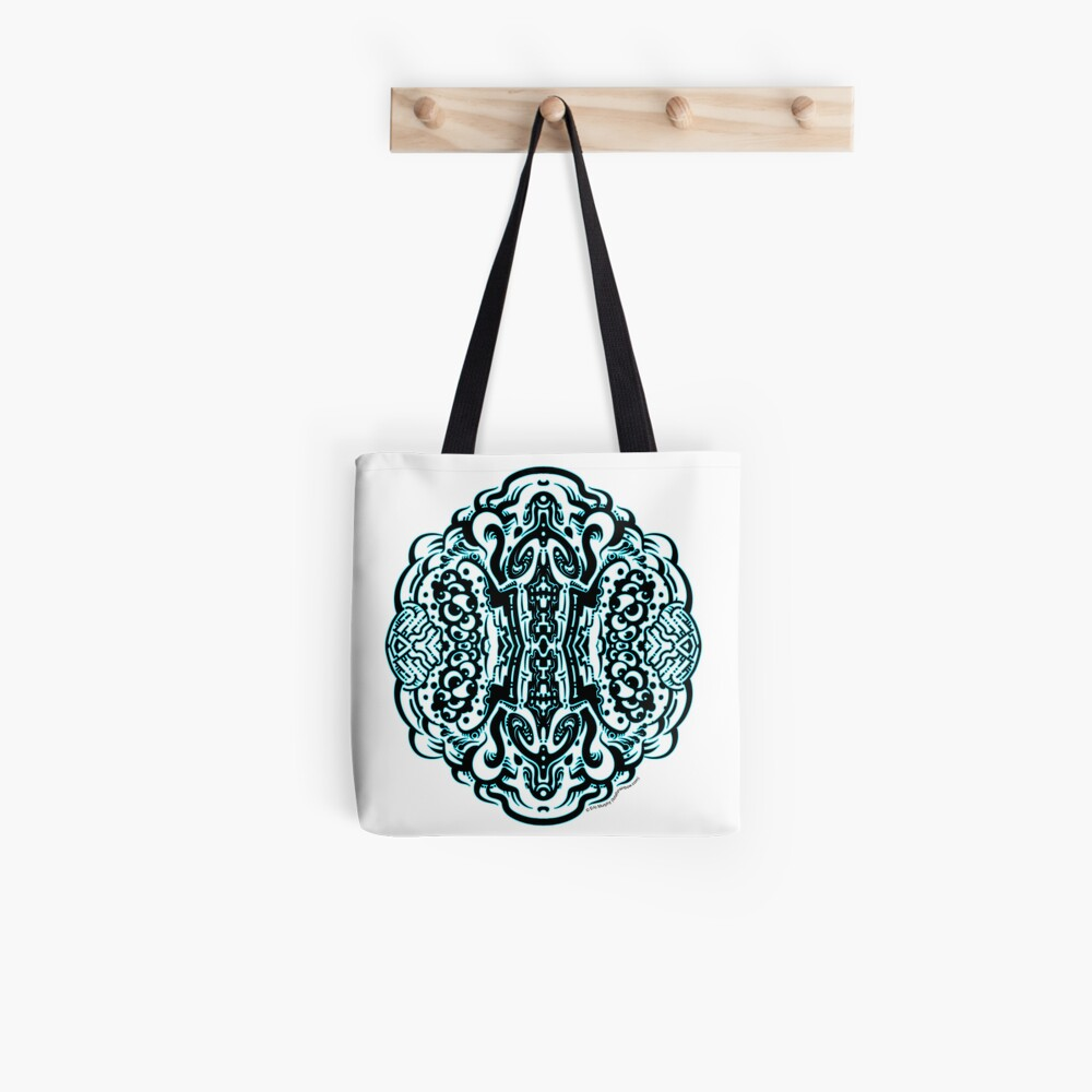 Hive Mind - Damage Remix Tote Bag