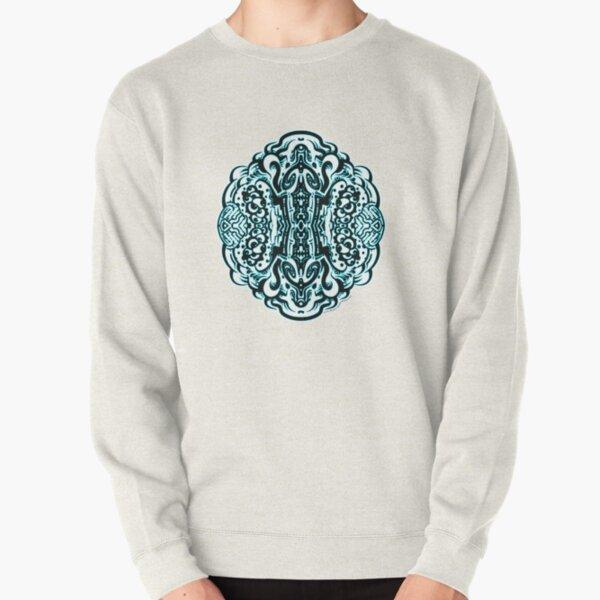 Hive Mind - Damage Remix Pullover Sweatshirt