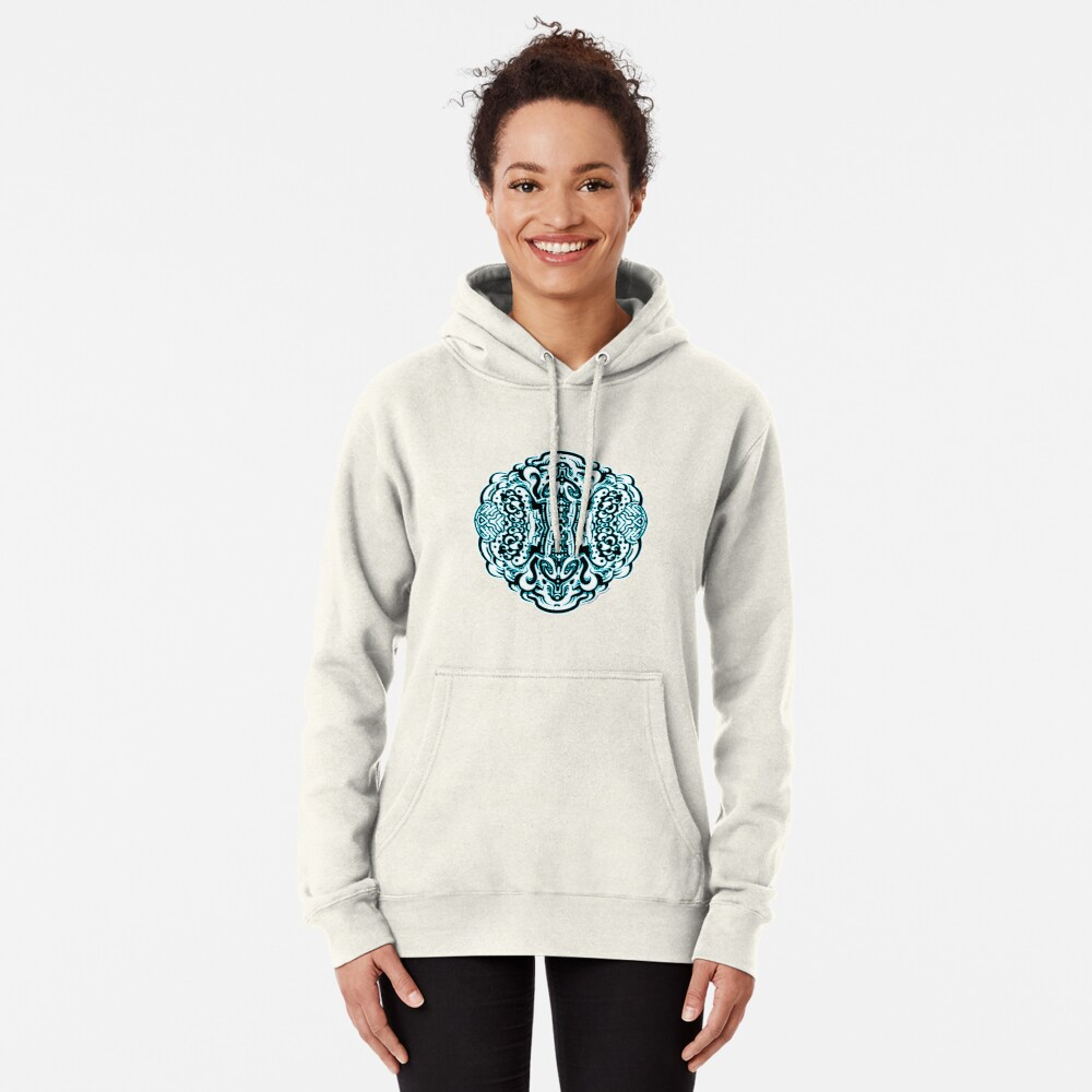 Hive Mind - Damage Remix Pullover Hoodie