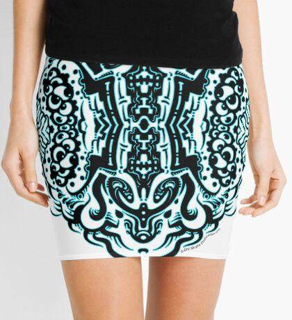 Hive Mind - Damage Remix Mini Skirt