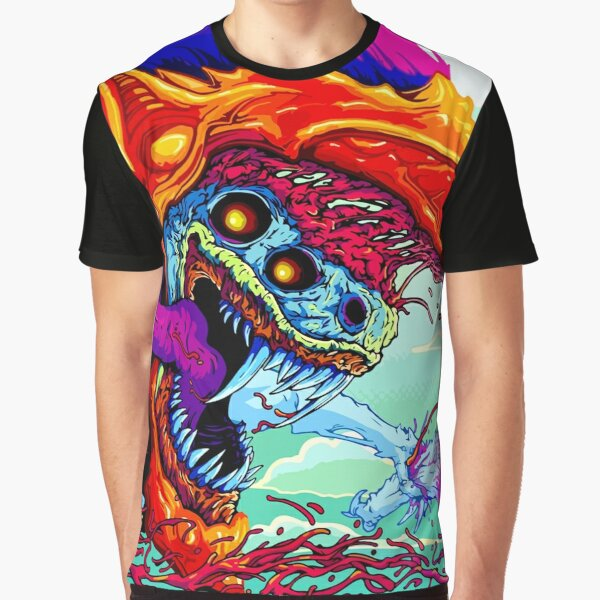 Hyper Beast Graphic T-Shirt