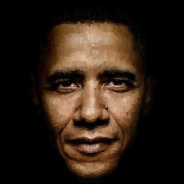 Barack Obama by acies