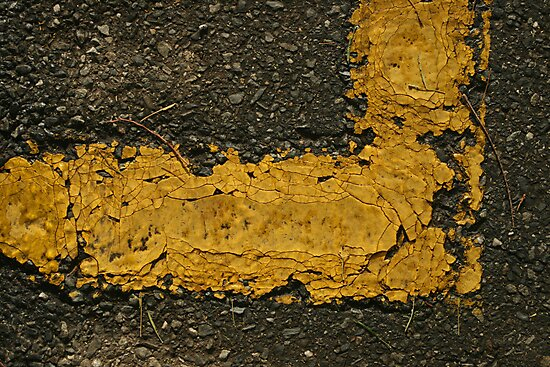 Park Behind the Yellow Lines by Stephen Mitchell