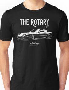 Mazda RX7 FC3S. Rotary Life Unisex T-Shirt