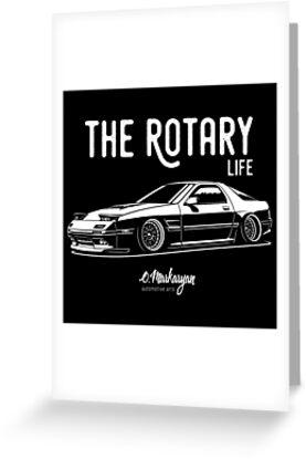 RX7 FC3S. Rotary Life by OlegMarkaryan