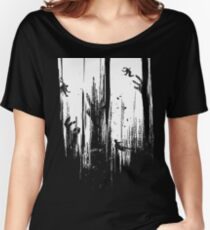 DYING LIGHT  Women's Relaxed Fit T-Shirt