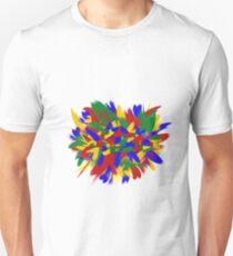 Die Farben des Fisches Unisex T-Shirt