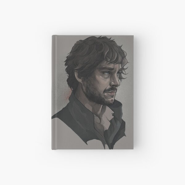 Will Graham Hardcover Journal