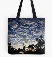 Cloud Burst Tote Bag