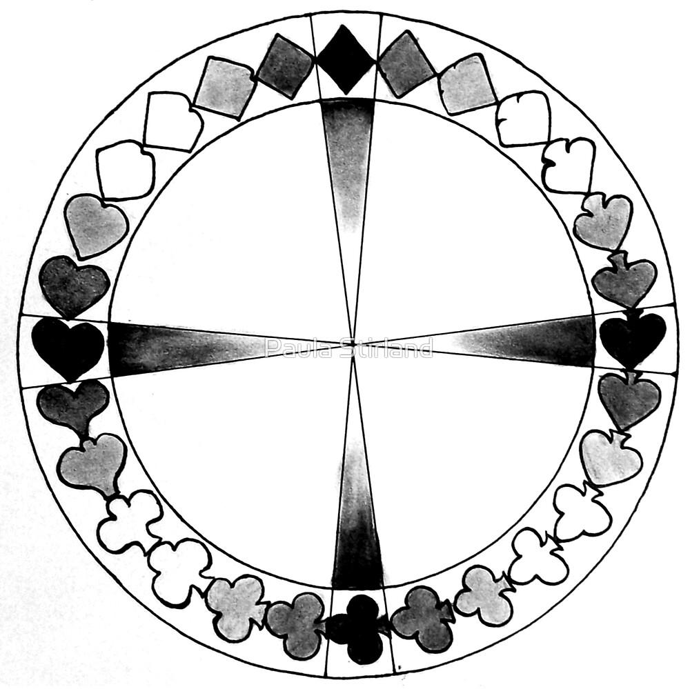 Circular Solitaire  by Paula Stirland