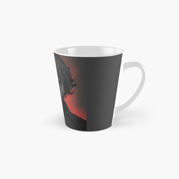 Will Graham, greyscale Tall Mug