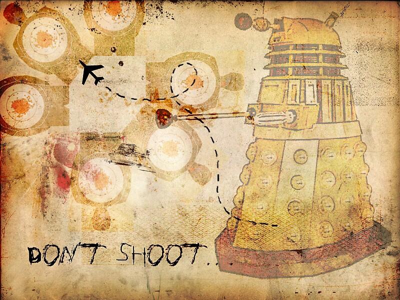 Don't Shoot by shygrrrl