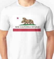 [HQ] NEW CALIFORNIA REPUBLIC Unisex T-Shirt