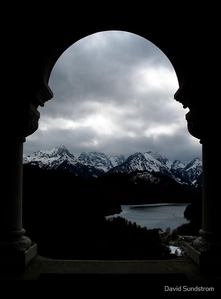 German Alps by David Sundstrom