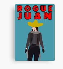 Star Wars - Rogue Juan - Jyn Erso Canvas Print
