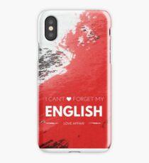 5SOS - English Love Affair iPhone Case/Skin