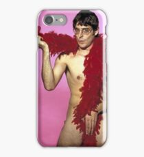 Louis Theroux Valentines day iPhone Case/Skin