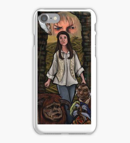 Through Dangers Untold... iPhone Case/Skin