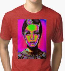 Pop Art fashion Tri-blend T-Shirt