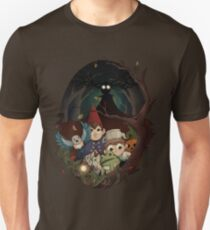 Into the Unknown Slim Fit T-Shirt