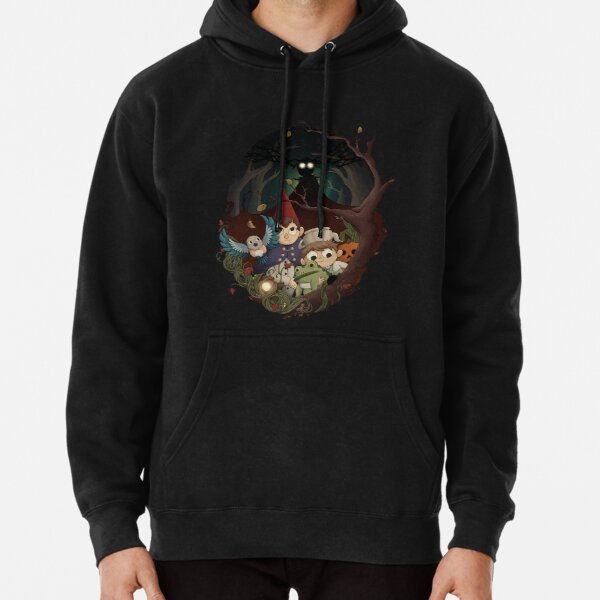 Into the Unknown Pullover Hoodie