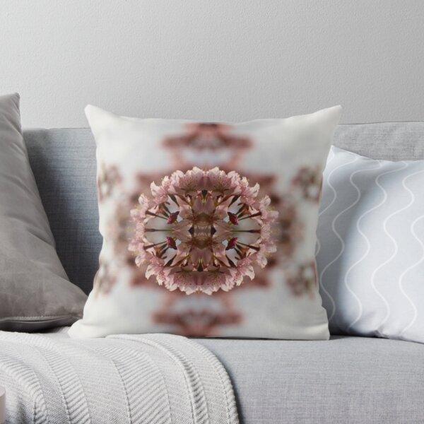 Blossom Burst #5 Throw Pillow
