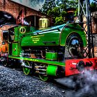 Loco No. 1370 by Andrew Pounder
