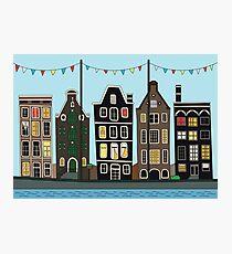 Amsterdam by Elebea Photographic Print