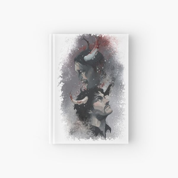 Winter Blood Hardcover Journal