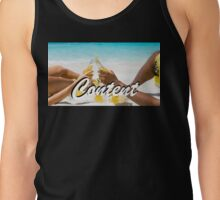Content - Beach Tank Top