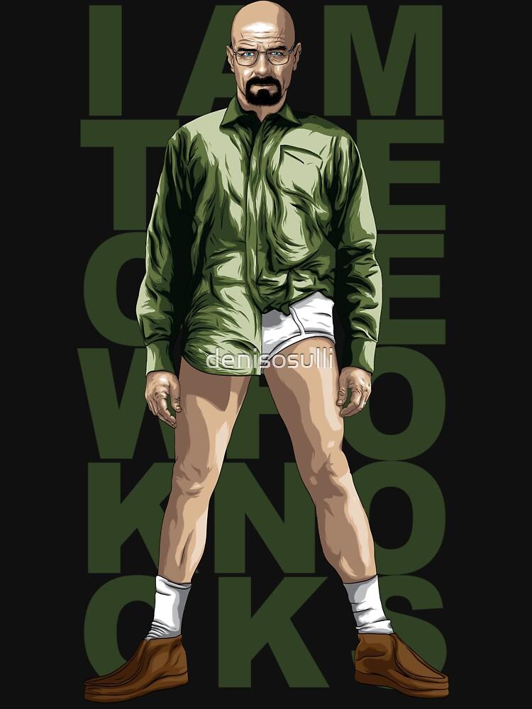 Walter Knocks | Unisex T-Shirt