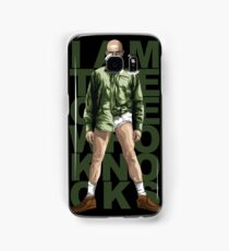 Walter Knocks Samsung Galaxy Case/Skin